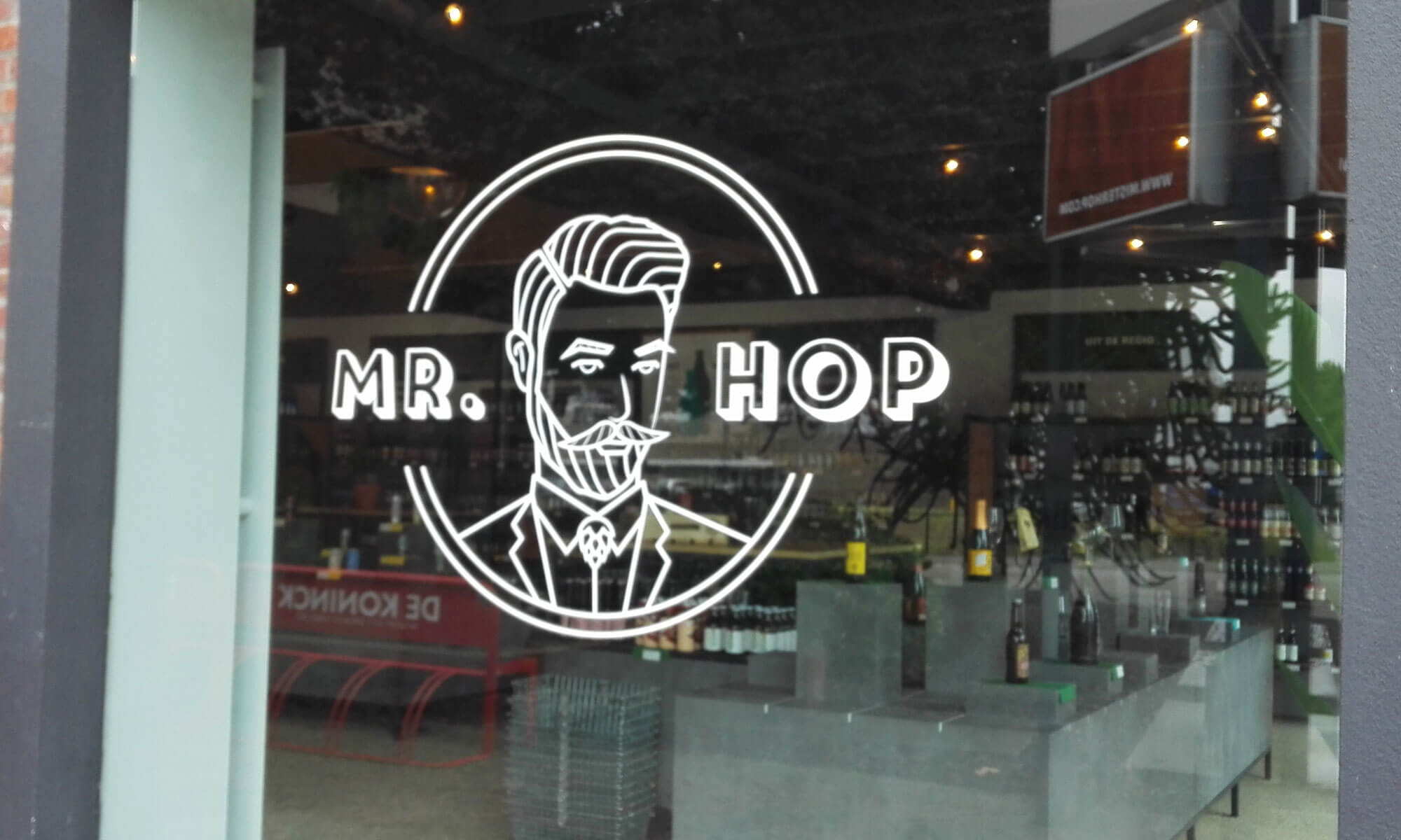 Mr. Hop in Venray