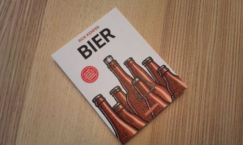 Het boek Bier geschreven door Rick Kempen