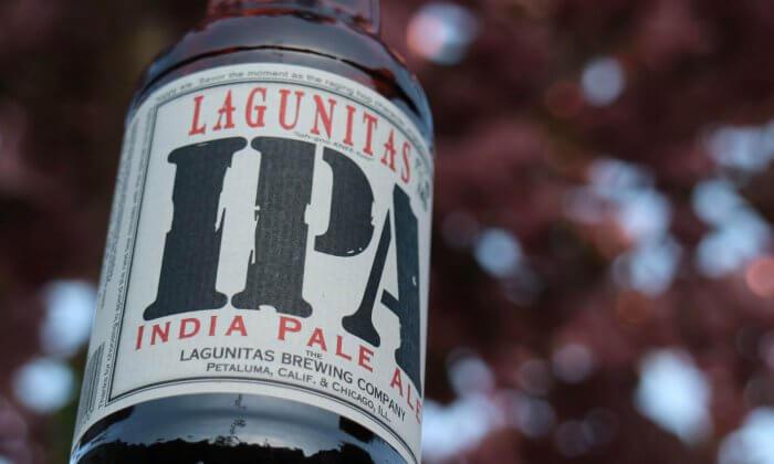 De IPA van Lagunitas