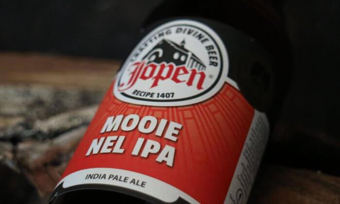 De Mooie Nel IPA van Brouwerij Jopen