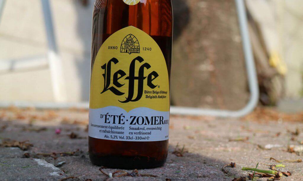 De d'Été Zomerbier van Leffe
