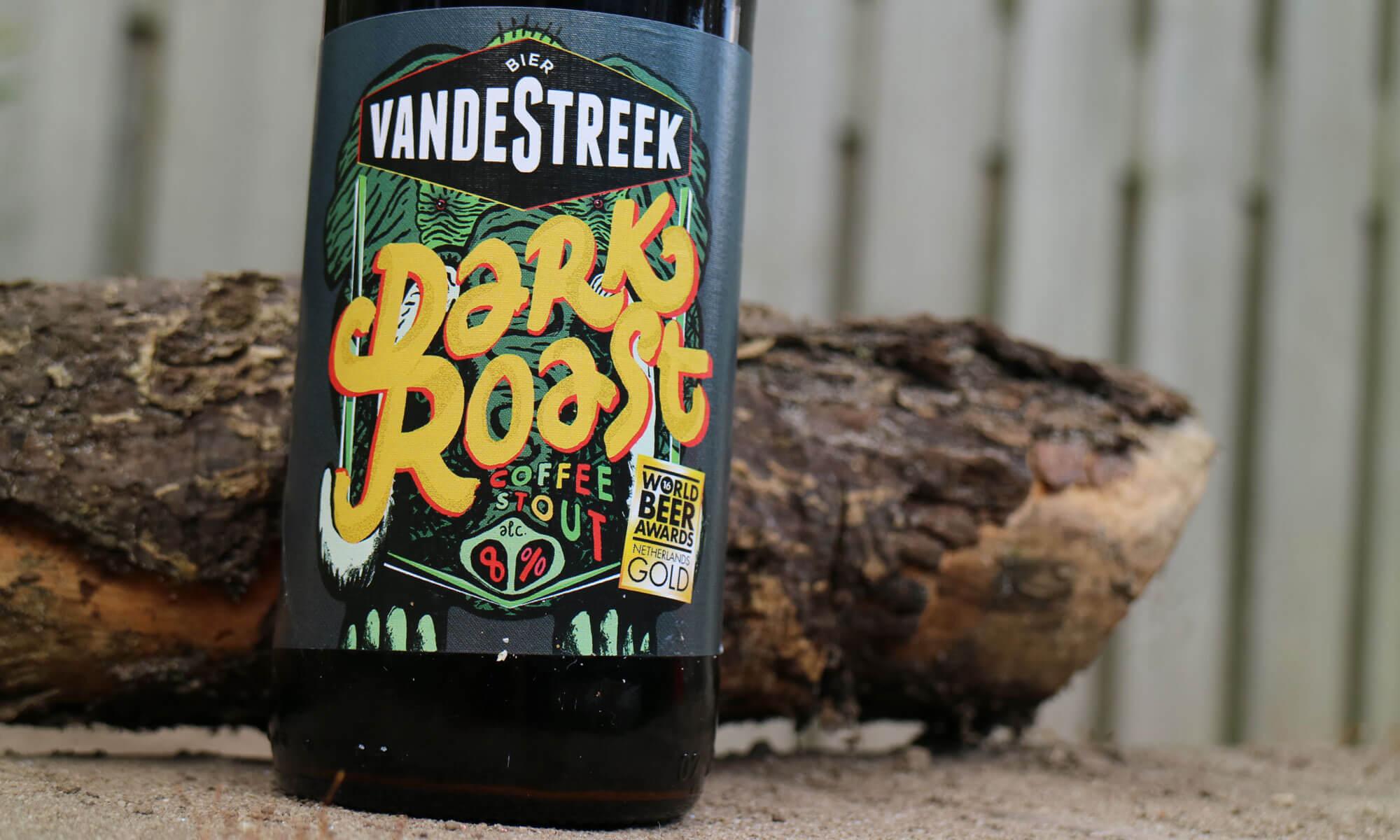Dark Roast van brouwerij vandeStreek
