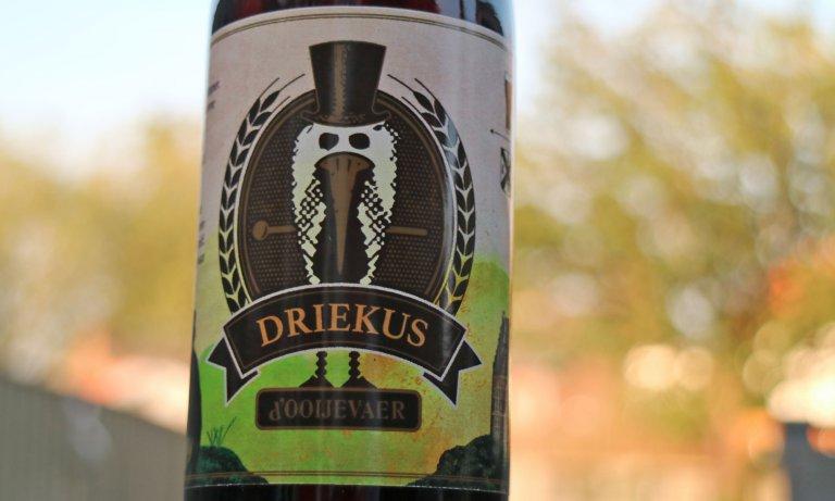 De Driekus gebrouwen door d'Ooijevaer uit Gennep.