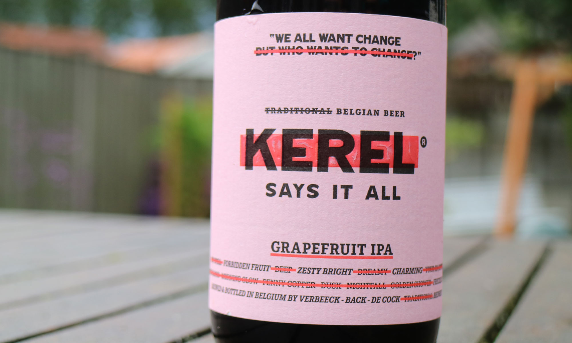 Kerel - Grapefruit IPA