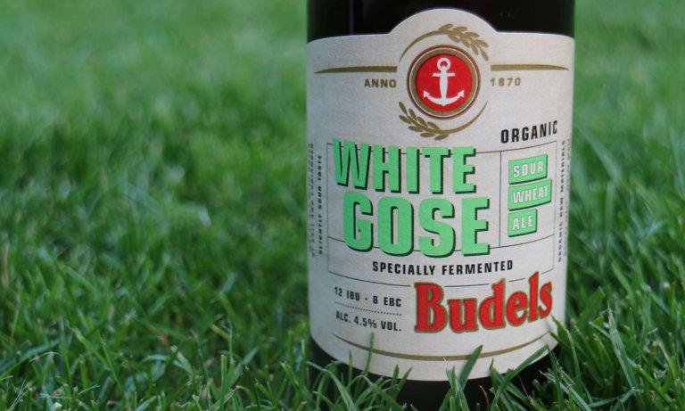 De White Gose gebrouwen door de Budelse brouwerij.
