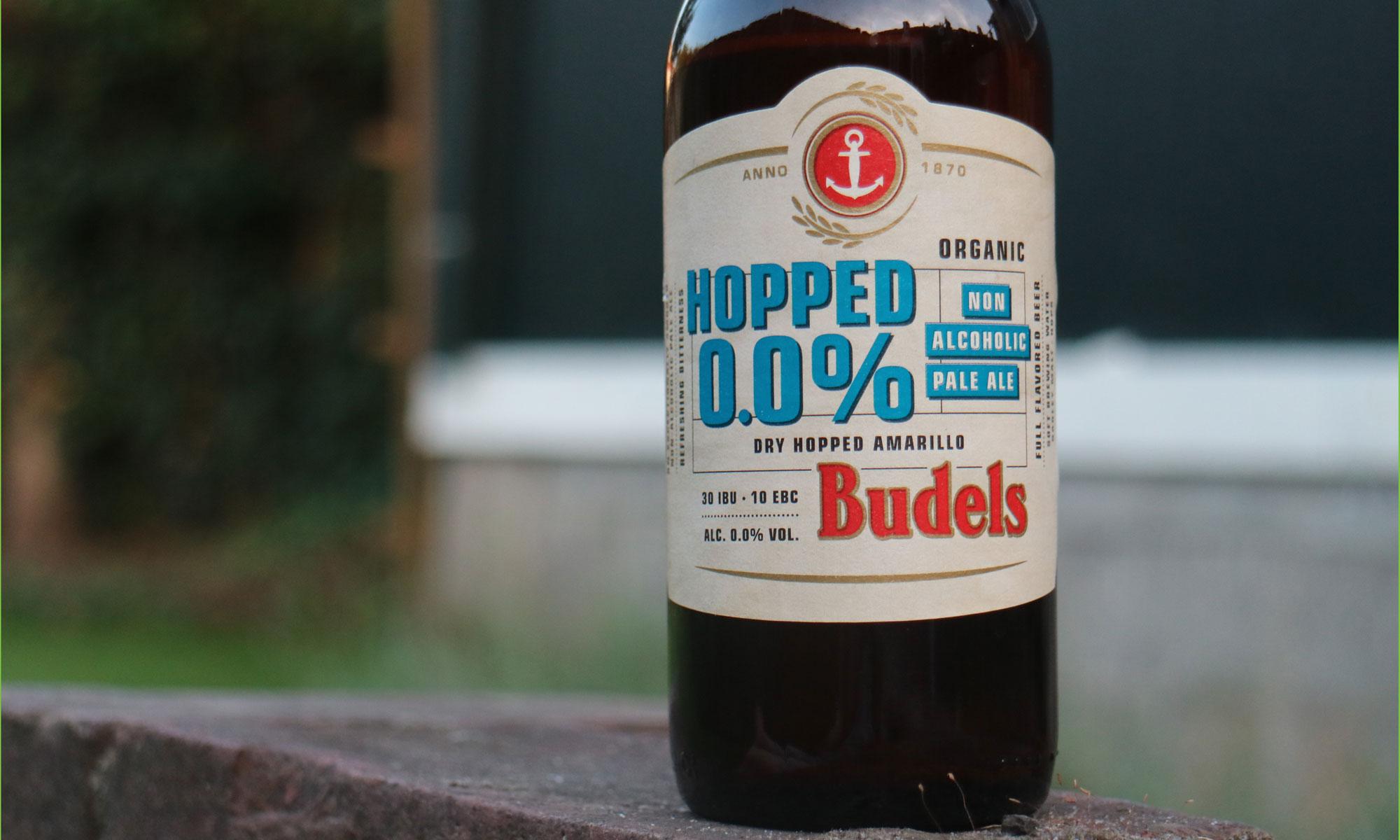 Budelse Brouwerij - Hopped 0.0