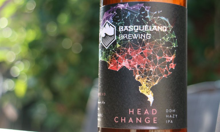 De Head Change van Basqueland brewing
