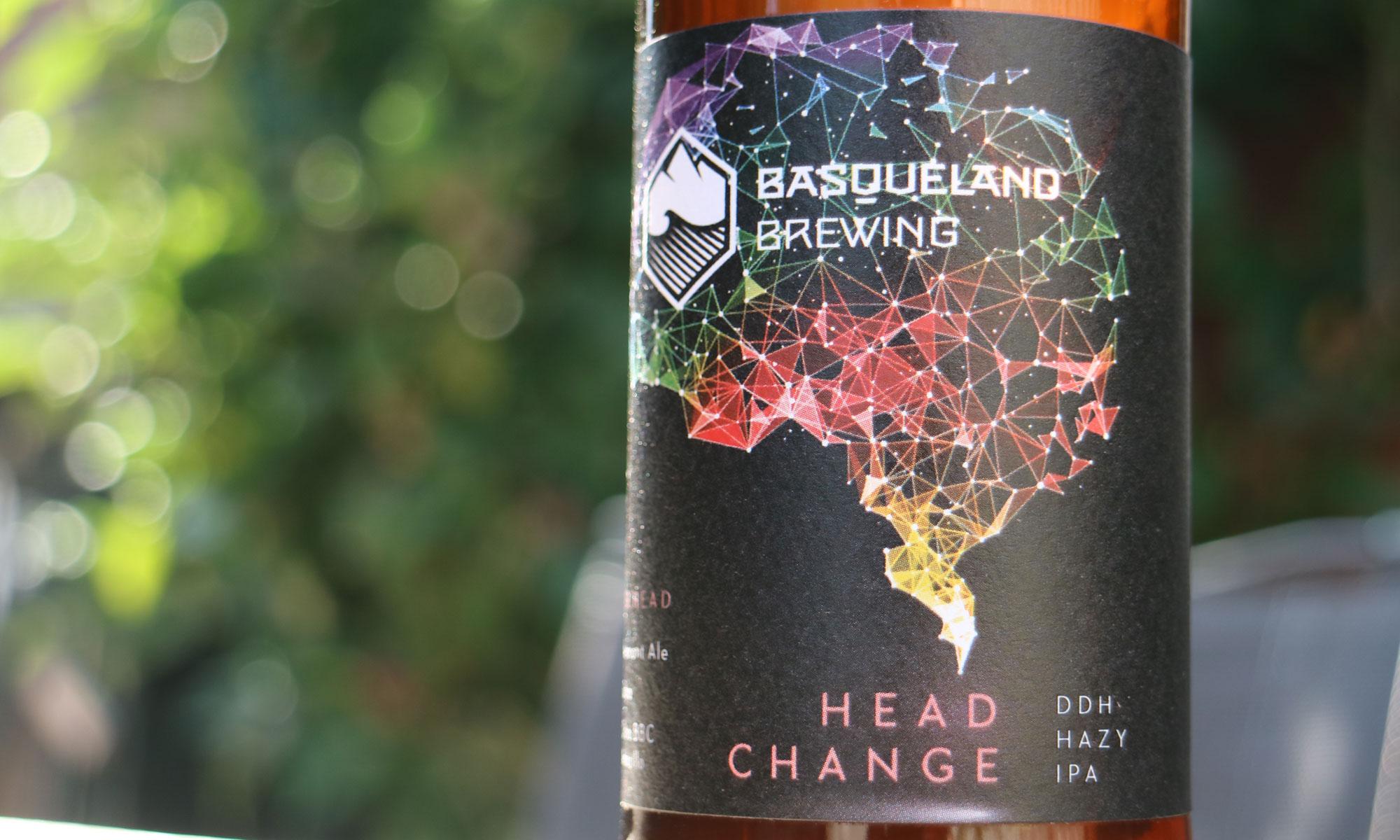 De Head Change van Basqueland brewing