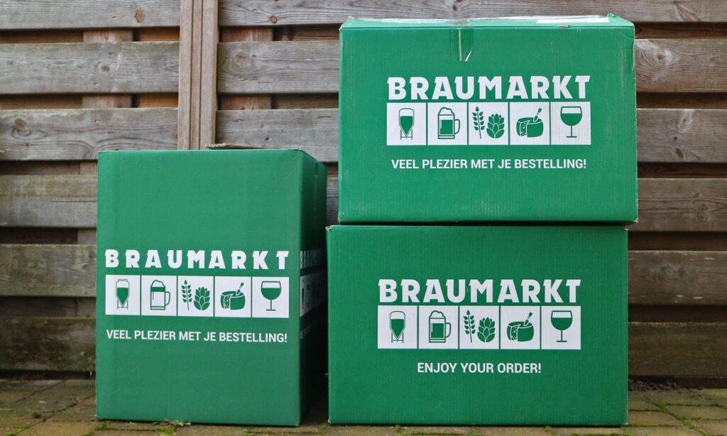 Braumarkt is een van de Nederlandstalige brouw webshops