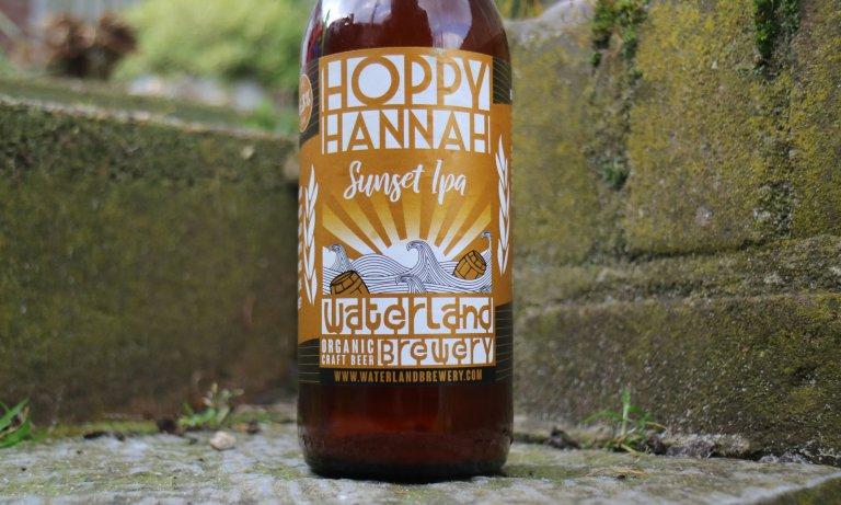 Hoppy Hannah gebrouwen door Waterland brewery