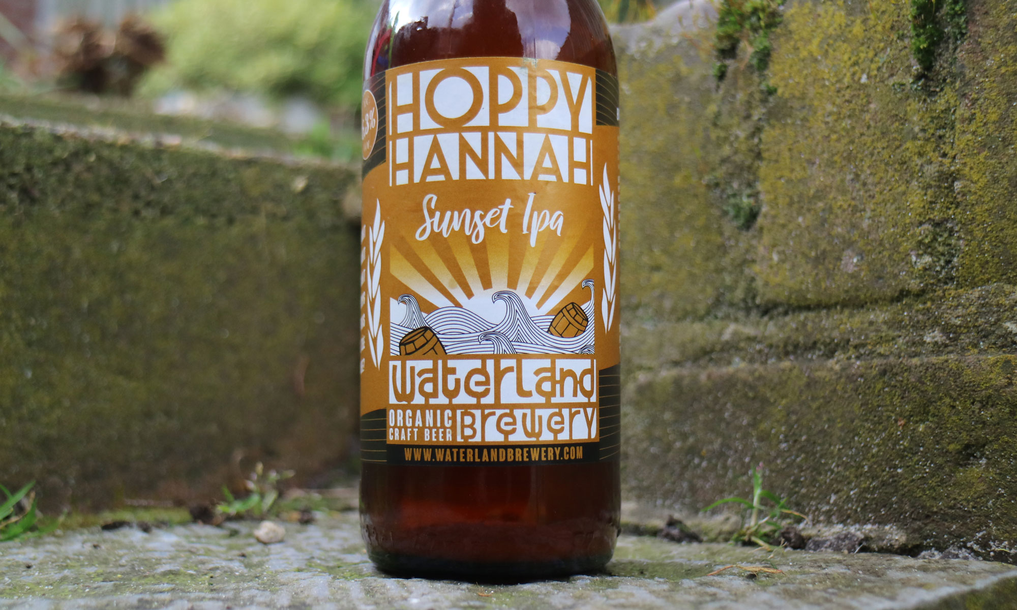 Hoppy Hannah gebrouwen door Waterland brewery