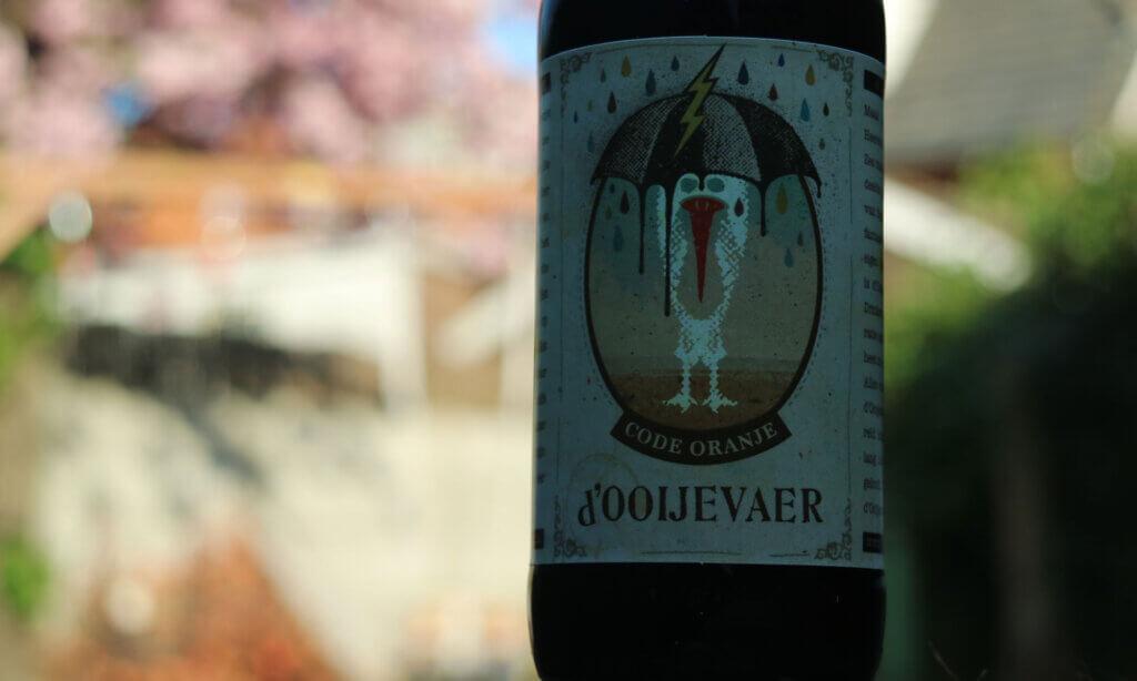 Code Oranje van Brouwerij d'Ooijevaer