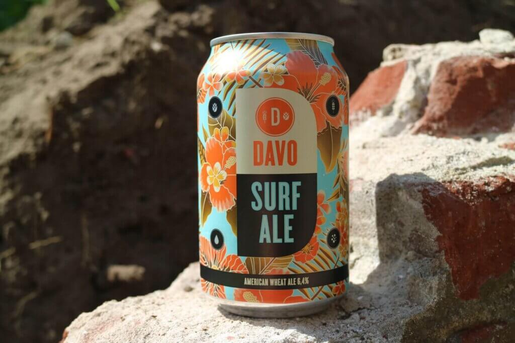 De Surf Ale van Davo