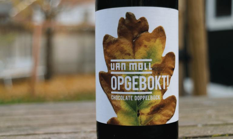 De Opgebokt! van brouwerij van Moll