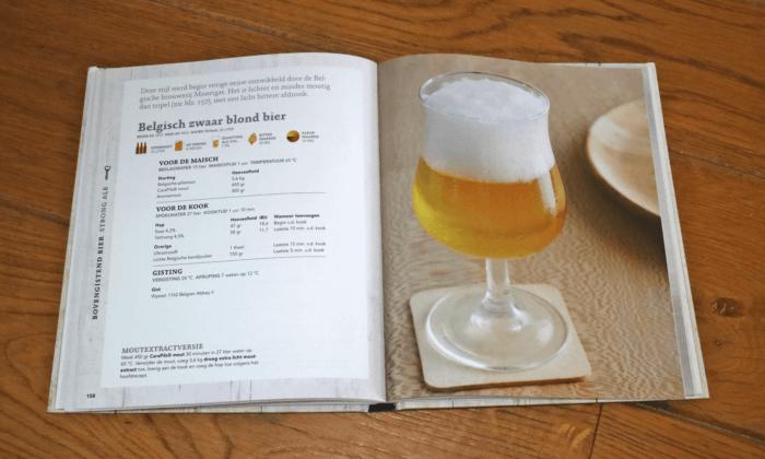 Voorbeeld van een recept