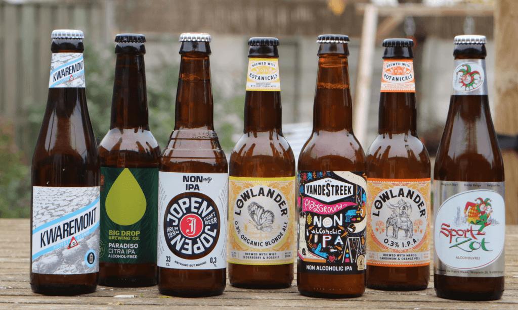 Drink alcoholvrij tijdens Dry January