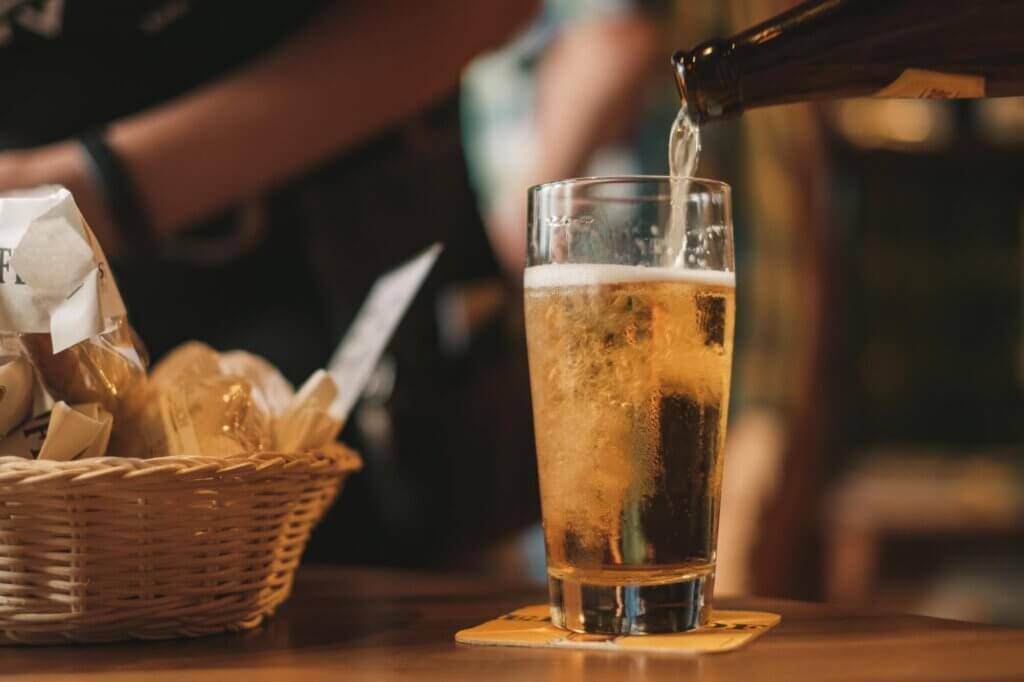 De houdbaarheidsdatum van bier